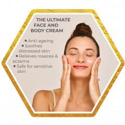 HoneySkin - Ultimate Face & Body Cream HoneySkin - 4