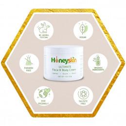 HoneySkin - Ultimate Face & Body Cream HoneySkin - 3