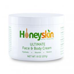 HoneySkin - Ultimatívny krém na tvár a telo HoneySkin - 1