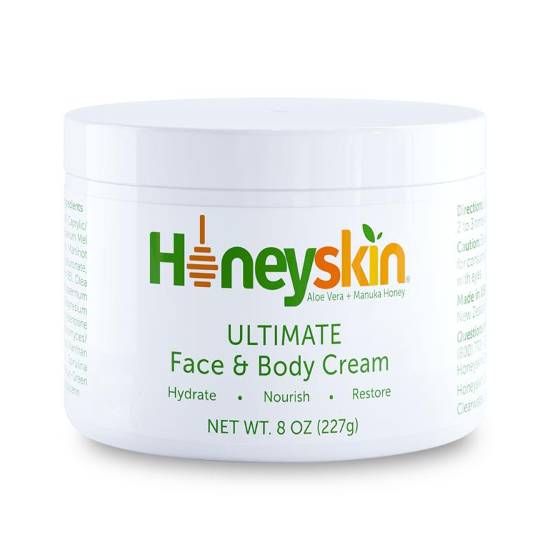 HoneySkin - Ultimate Face & Body Cream HoneySkin - 1