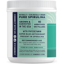 Spirulina, USA Grown Spirulina Vimergy® - 4