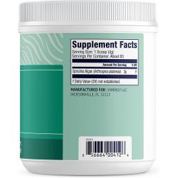 Spirulina, USA Pěstovaná Spirulina Vimergy® - 5