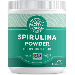 Spirulina, USA-ban termesztett Spirulina Vimergy® - 1
