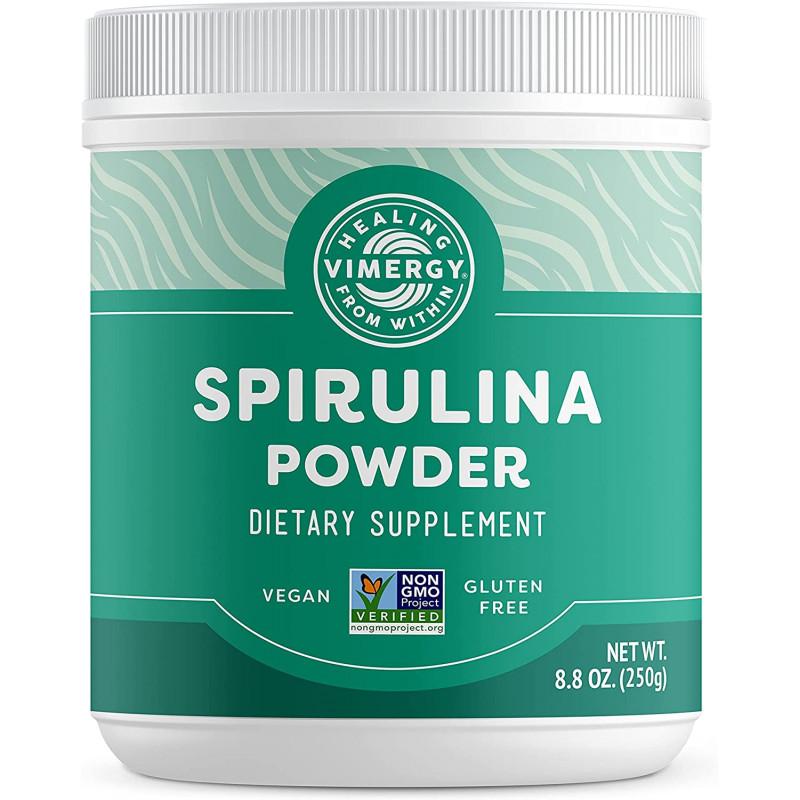 Spirulina, USA Pěstovaná Spirulina Vimergy® - 1