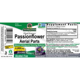 Passion flower, passion flowers Nature's Answer® - 2