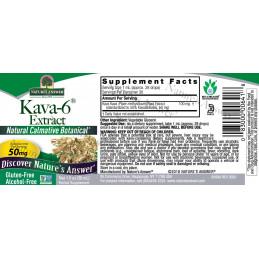 Kava-6 Nature's Answer® - 2