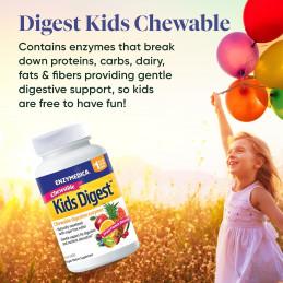 Kids Digest ™ Enzymedica® - 2