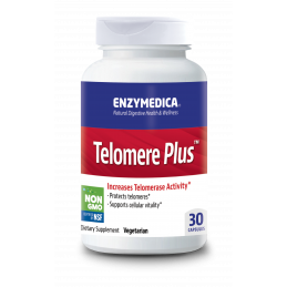 Telomere Plus™ with Telomerin® Blend Enzymedica® - 1
