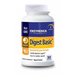 Digest Basic ™ Enzymedica® - 1