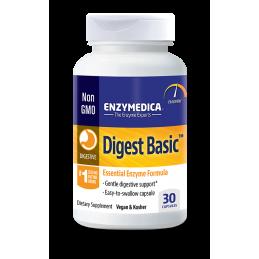 Digest Basic™ 30 Enzymedica® - 1
