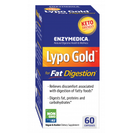 Lypo Gold ™ Enzymedica® - 1