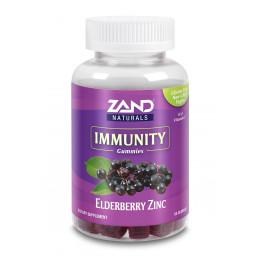 Gummies Elderberry Zinc Zand Immunity - 1