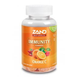 Gummies Orange C Zand Immunity - 1
