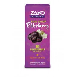 Kids Syrup Elderberry Zand Immunity - 1
