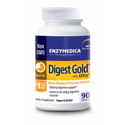 Digest Gold ™ ATPro 90 Enzymedica® - 1