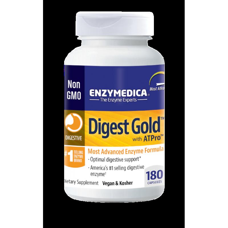 Digest Gold™ ATPro 180 Enzymedica® - 1