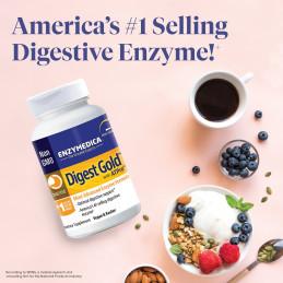 Digest Gold™ ATPro 180 Enzymedica® - 2