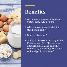 Digest Gold™ ATPro 180 Enzymedica® - 3
