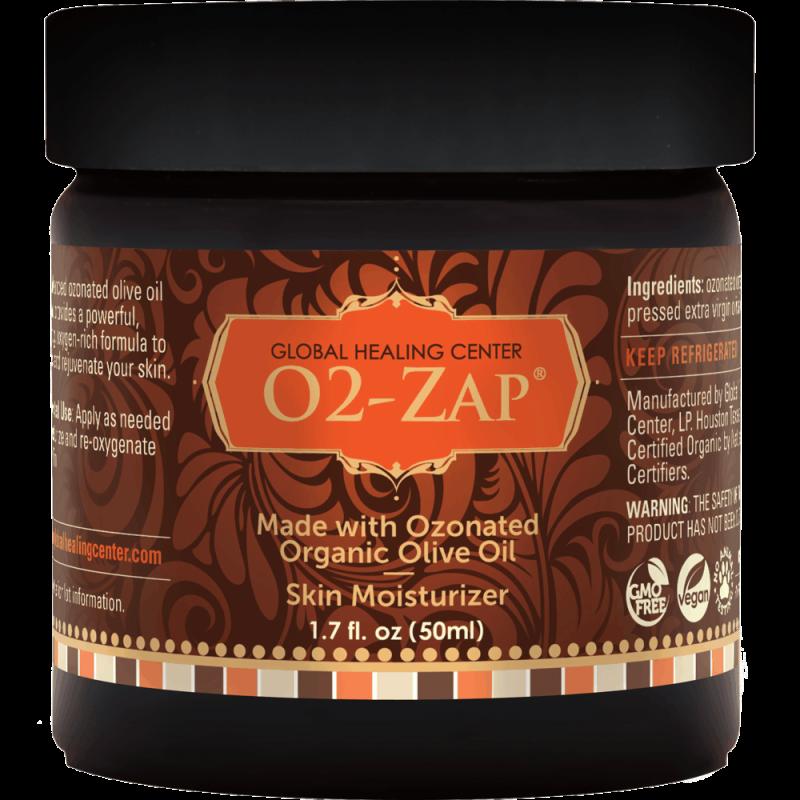 Global Healing - O2-Zap® Global Healing Center® - 1