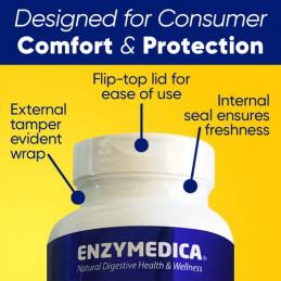 Digest ™ + PROBIOTICS Enzymedica® - 3