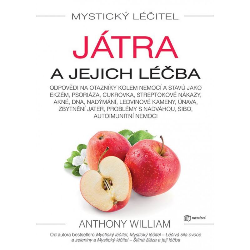 Anthony William - Liver Rescue (Jazyk - Čeština) Anthony William - 1