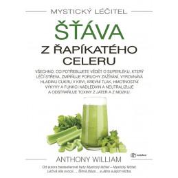 Anthony William - Celerová šťáva (Jazyk - Čeština) Anthony William - 1