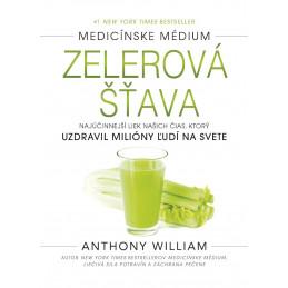 Anthony William - Celer Juice (Jazyk - Slovenčina) Anthony William - 1