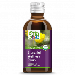 Gaia Herbs - Bronchiálny wellness sirup GaiaKids Gaia Herbs® - 1