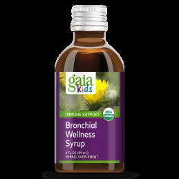Gaia Herbs - GaiaKids ® Bronchiální wellness sirup Gaia Herbs® - 1