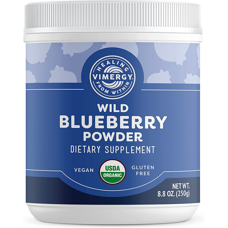 Wild blueberries Vimergy® - 1