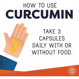 Curcumin, curcumin with turmeric Vimergy® - 4