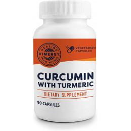 Curcumina, curcumina com cúrcuma Vimergy® - 1