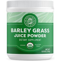 Gerstengrassaft, Organic Barleygrass Juice Vimergy® - 1