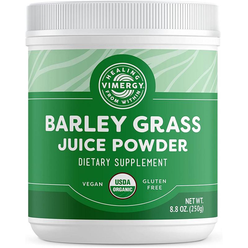 Barleygrass Juice, Organic Barleygrass Juice Vimergy® - 1