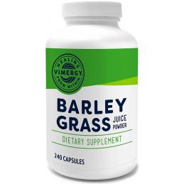 Vimergy - Barleygrass Juice - Capsules Vimergy® - 1