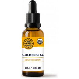 Žltý koreň, organický Goldenseal Vimergy® - 1