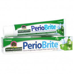 Zubní pasta Periobrite CoolMint, Periobrite toothpaste cool mint Nature's Answer® - 1