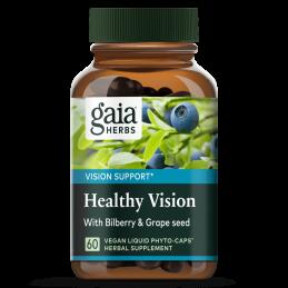 Gaia Herbs - zdravá vízia Gaia Herbs® - 1