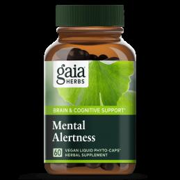Gaia Herbs - Mental Alertness Gaia Herbs® - 1