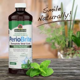 Nature's Answer - ústní voda PerioBrite Natural Nature's Answer® - 3