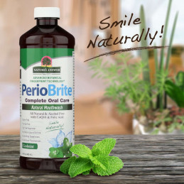Nature's Answer - PerioBrite Natural mouthwash Nature's Answer® - 3