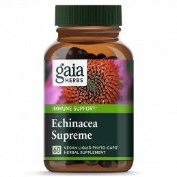 Gaia Herbs - Echinacea Supreme Gaia Herbs® - 1