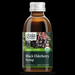 Gaia Herbs - čierny bezový sirup Gaia Herbs® - 1