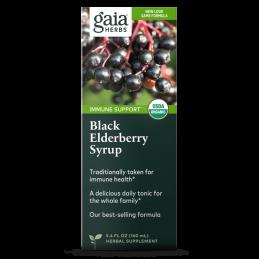 Gaia Herbs - Black Elderberry Syrup Gaia Herbs® - 2
